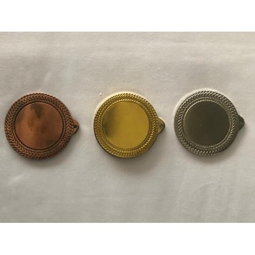 Eko Madalya 5cm Sarı,Gümüş,Bronz