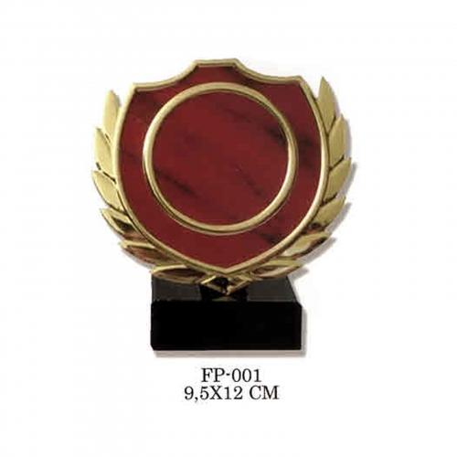 Eko Şilt 9.5x12 Kırmızı Altın Başak