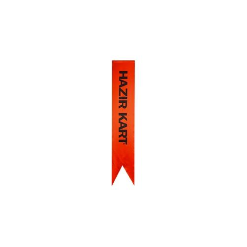 Logolu Kırlangıç Bayrak 70x300