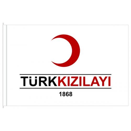 Kızılay Bayrak 70x105